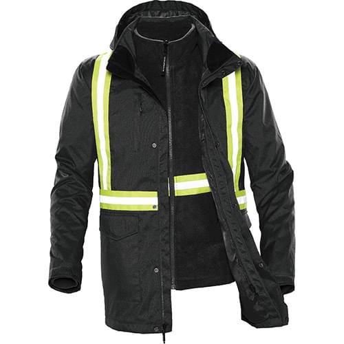 Men's Vortex HD 3-in-1 Reflective System Parka