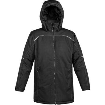 Men's Crosscut Hd Thermal Parka