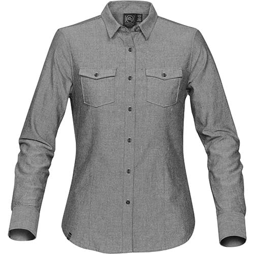 Women's Hudson Oxford Shirt