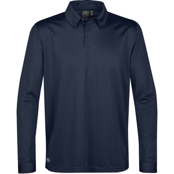 Men's Aurora H2X-Dry® L/S Polo