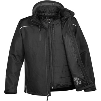 Men's Atmosphere Hd 3-In-1 System Jacket